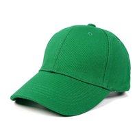 Ball Caps White Black Solid Sunshade Baseball Hat Unisex Leisure Luxury Pink Blue Peaked Cap
