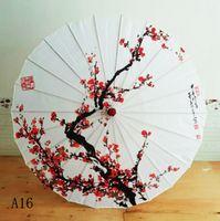 Donne Giapponese Cherry Blossoms Seta antica danza antica decorativa stile cinese olio di carta ombrellone