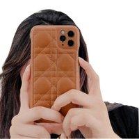 Casos de telefone de designer de moda para iphone 13 12 11 pro max caso 11p x xr xsmax 7p 8p 7 8 com embalagem de caixa orginal 0923161820