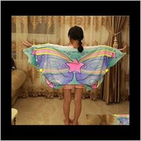 Blankets Swaddling Nursery Bedding Baby, & Maternity Cozy Wings Baby Dream Butterfly Cloak Shawl Cartoon Multicolor Cape Kids Wing Magic Bla