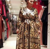 Africano Ankara África Roupas Roupas Mulheres Vestido Robe Plus Size Africaine National Popular Print