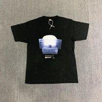 T-shirts hommes 22SS Jeu Machine Impression 100% coton Taille de l'UE Travis Scot Shirts Hommes Femmes Hip Hop Summer Apex légendes
