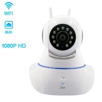 Camera Wireless Home Security Surveillance Wifi Night Vision Two-way Audio CCTV Baby Monitor Cameras IP