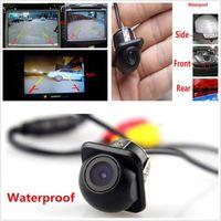 Caméras Caméras Capteurs de stationnement 12V Miroir avant CCD Sauvegarde de la caméra Caméra Caméra Caméra