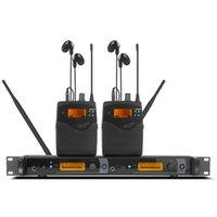 SR2050 Multi Transmentitter IEN Беспроводные микрофоны в системе ушных мониторов Мониторы барабанщиков Professional для сценических характеристик