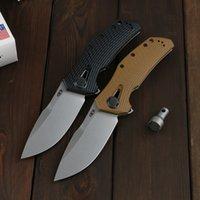 Green Thorn 0308 складной нож D2 Blade G10 + TC4 Titanium 3D ручка кемпинга Открытый фруктовый нож практичный складной нож EDC