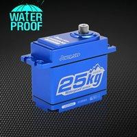 Power HD LW-25MG 25 كيلوجرام 25 كيلوجرام / 0.14 ثانية ماء عزم الدوران العزم المعدني العزم القياسية المؤازرة الرقمية ل TRAXXAS TRX-4 KM2 1/8 1/10 rc سيارة اللعب