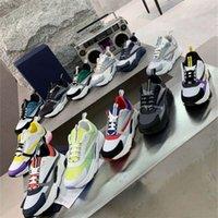 캐주얼 신발 운동화 고품질 남성 여성 신발 Pelle Scamosciata Parigi Dei Pattini Della Piattaforma 패치 워크 스니커즈 Shoe0 Jamei