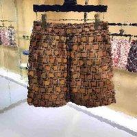 2021 летние шорты мужские шорты мода бегущая свободная бытовая промывка стирки чистая ткань тренда случайный