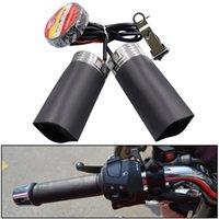 12V motorcykel elektrisk uppvärmning handtag uppvärmd grepp styrplatta kudde vattentät