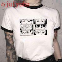 Japon Anime Oya Haikyuu T Shirt Erkekler Yaz Tops Kuroo Karikatür T-shirt Karasuno Kawaii Fly Yüksek Grafik Tees Erkek