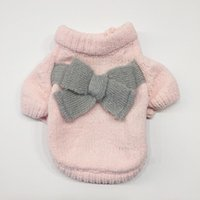 Dog Apparel Pet Coat Jacket Winter Clothes Puppy Cat Sweater Clothing ~