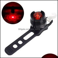 Bike Bicycle Aessories Sports & Outdoorsbike Lights Cycling Front Rear Tail Light Led Mountain M Taillight Safety Warning Lamp Bycicle Cauti