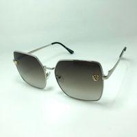 designer sunglasses for men and women Alloy frame Classic leopard sun glasses fashion brands gradient Grey lenses Adumbral UV 400 Wholesale price brand eyeglasses
