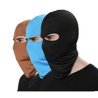 Mode bunte Multi-Use-Gesichtsmaske-Hals-Röhre-Schal-Biker-Radfahren-Ski Snood Balaclava Bandana Camping Wanderzubehör 234 B3