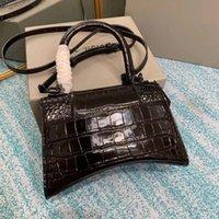 2021 Luxury Shoulder Bag Fashion Black Handbags Women Bags Designer Large Capacity Women Tote Female Crocodile pattern Hand Bags