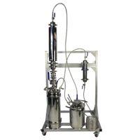 Equipamento de extracção de aço inoxidável de alta pressão BHO Equipamento fechado Exaustor Planta Óleo Essencial
