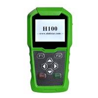 OBDSTAR H100 FORD / MAZDA Otomatik Anahtar Programcı için Aracı