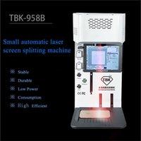 مجموعة أدوات السلطة TBK-958B البسيطة الغطاء الخلفي زجاج تفكيك إطار LCD إصلاح واي فاي الليزر منفصلة النقش علامة آلة لمدة 7-11pro