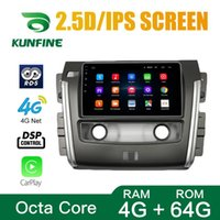 Octa Core Android 10.0 Автомобильный DVD GPS Навигатор Player Fackless Stereo для 2021 Радио Headunit WiFi