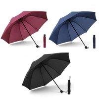 Umbrellas Anti-UV Umbrella 8 Bones Travel Sunshade Furl Rainy Day Courtyard Waterproof Garden1