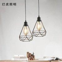 Kolye Lambaları Modern LED Kristal Demir Asılı Işıklar Mutfak Yemek Bar Avizeler Ev Aydınlatma Salon Yatak Odası