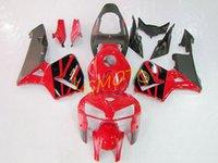 Motorcycle fairings kit for HONDA CBR600RR F5 2005 2006 Free custom abs fairing kits Injection cbr600 rr 05 06 bodywork parts Cowling Red Black