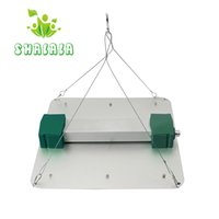 Lamp Grow light PLA100W LEDs Better use for 1.2m*1.2m Tent 300*300*85mm