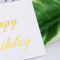 50 pieces Personalized Fashion Paper Invitation Card Babyshower Birthday Party Wedding for Thanks Guests Gifts Favors1 768 R2
