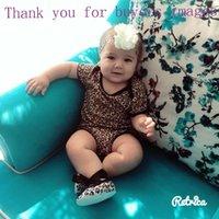 Hello Hola, Hola, disfruta de conjuntos de ropa de bebe niña, nacidos, traje de leopardo de grano, traje de bebé (manga corta, mamel, banda de pelo + zapatos) lejj