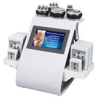 Radiofréquence lipo laser minceur machine de cavitation de liposuccion ultrasonique à vendre