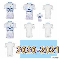 S-5XL 2020 2020 2021 جودة عالية مونبلييه الركبي قميص HSC T-shirt فريق New Herat قميص المنزل والبعثة Mailot De Foot Shirts Men's Uni