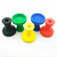 3.54 pollici Silicone Shisha Hookah Bowl Head Tinfoil Bowls Sostituzione Specifiche generali Accessori per specifiche