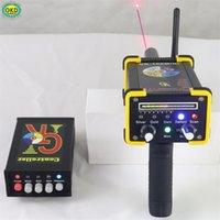 Detectores de metal industriais Est GR100mini Amarelo Amarelo Laser Infravermelho DetecTo Underground Long Range Ouro Prata Gem Detector de Metal de Diamante para Oriente Ásia {Categoria}