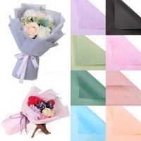 Другие искусства и ремесел 45 * 40 см Цветные Crepe Paper Coll Roll Origami Craft Craft Diy Цветы Украшения Подарочная упаковка