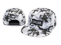 Summer Style Cayler Sons Caps Snapbacks Design Snapback Basket Football Team Logo Sport Cappelli Hip Hop Caylor Sons Hat