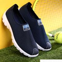 Yeni-örgü Nefes Koşu Ayakkabıları Rahat Moda erkek kadın Spor Sneakers Eğitmenler Bahar ve Yaz Tarzı 2021 2022