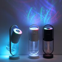 Humidifiers Portable Air Humidifier Night Light USB Cleaner Desktop And Purifier Car Refreshener Moisturizer