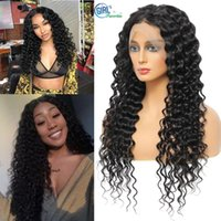 Lace Wigs Brazilian Front Human Hair Hd Loose Wave Wig 13×4 Remy Transparent Pre Plucked For Woman
