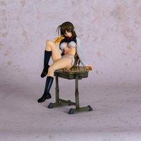 22 cm Nativo T2 Art Girls Banana Girls Sexy Girls Figura Figura Japonesa Anime PVC Adulto Figuras Figuras Juguetes Anime Figuras Toy X0503