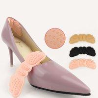 1 paio di solette per scarpe tacco alto tacco adhesivo tacchi adesivi pads rivestimento con impugnatura protettiva adesivo antidolorifico per rilievi per il piede cuscino