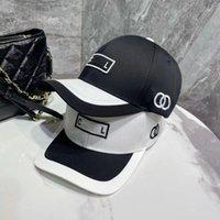 망 디자이너 야구 모자 모자 고급 2 색 캐주얼 패션 편안한 패션 패션 편안한 모자 남자 casquette 버킷 모자 beanied2109295hl