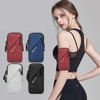 Running mobile phone arm bag men and women universal outdoor waterproof sports armband bags