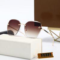 여름 Polarizadas 숙녀 럭셔리 선글라스 패션 육각형 태양 안경 Gafas Lunettes 드 Soleil Femmes 여성 디자이너 상자