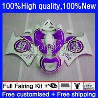 Bodywork Kit For SUZUKI RGVT-250 RGV250 SAPC RGVT250 VJ21 250CC Lucky purple Body 31No.134 RGV-250 VJ22 88 89 90 1991 1992 1993 RGVT RGV 250 1988 1989 1990 91 92 93 Fairing