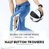 Herren Sporthosen Laufen Basketball Fußballhose Gym Fitness Jogging Jogginghose Outdoor Longpant Bottoms Street Dance T-Shirts