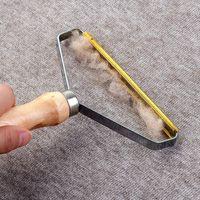 Средство для удаления льва для одежды для домашних животных удаляет кисти электростатические роликовые шерстяные пальто Puzz Fabric бритвы