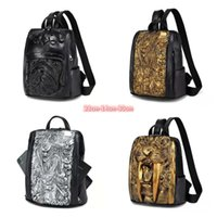 Shoulder ins super fire backpack men 2021 European and American fashion suitable for male college students trend 3209