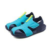 الصيف الصنادل للأطفال للبنات 4 12 سنة الفتيان أطفال أحذية الشاطئ الأزياء الصغار الصندل الصندل يورو حجم 22 33