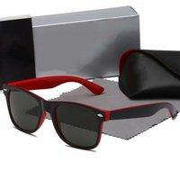 2020 Luxe New Brand Sunglasses polarisées Hommes Femmes Sunglasses Lunettes de soleil UV400 Lunettes de lunettes Métal Cadre en métal Lentille Polaroid 2140